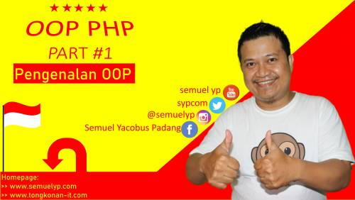Pengenalan OOP PHP